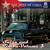 image for The Best of Cuba: Salsa and Timba - Vol 3