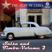 image for The Best of Cuba: Salsa and Timba - Vol 2
